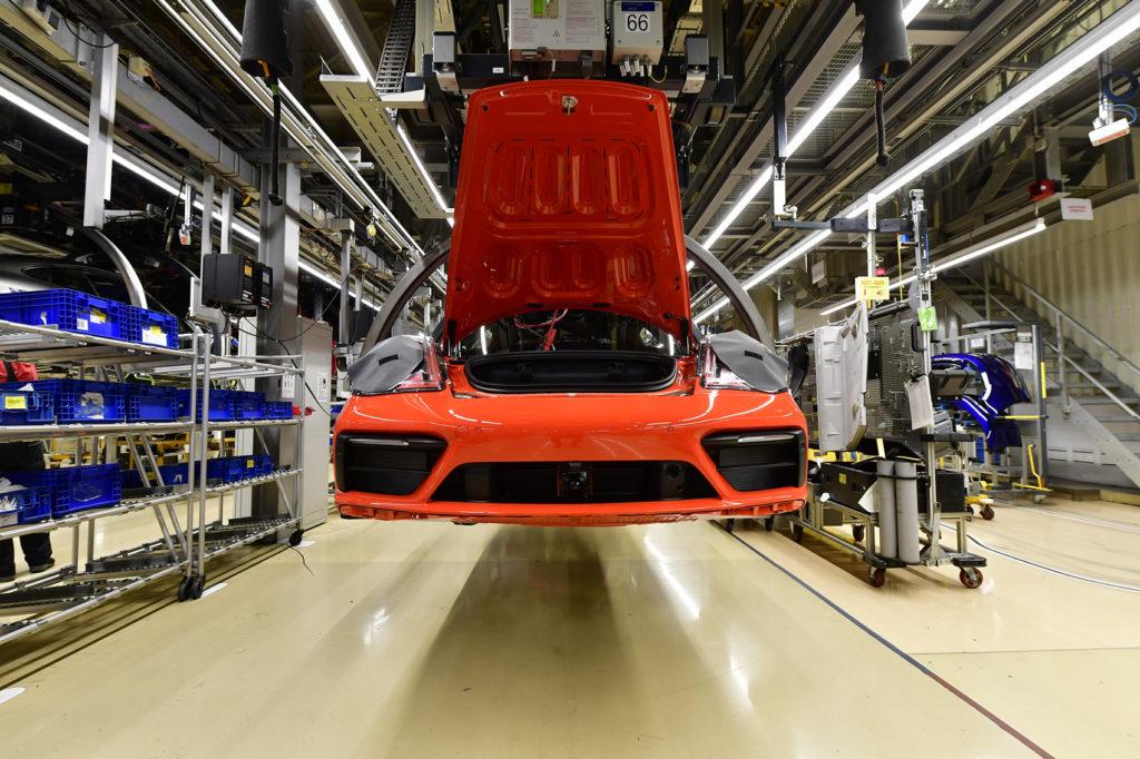 nowe Porsche 911 Exclusive - produkcja 33