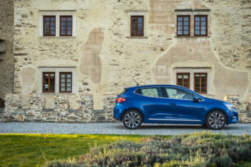 Nowe renault clio intense test opinia 20