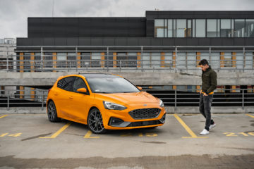 ford focus st 2020 280 KM test opinia 1