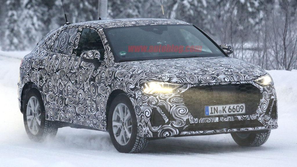 Audi Q4 E-Tron | nowe modele samochodów 2020