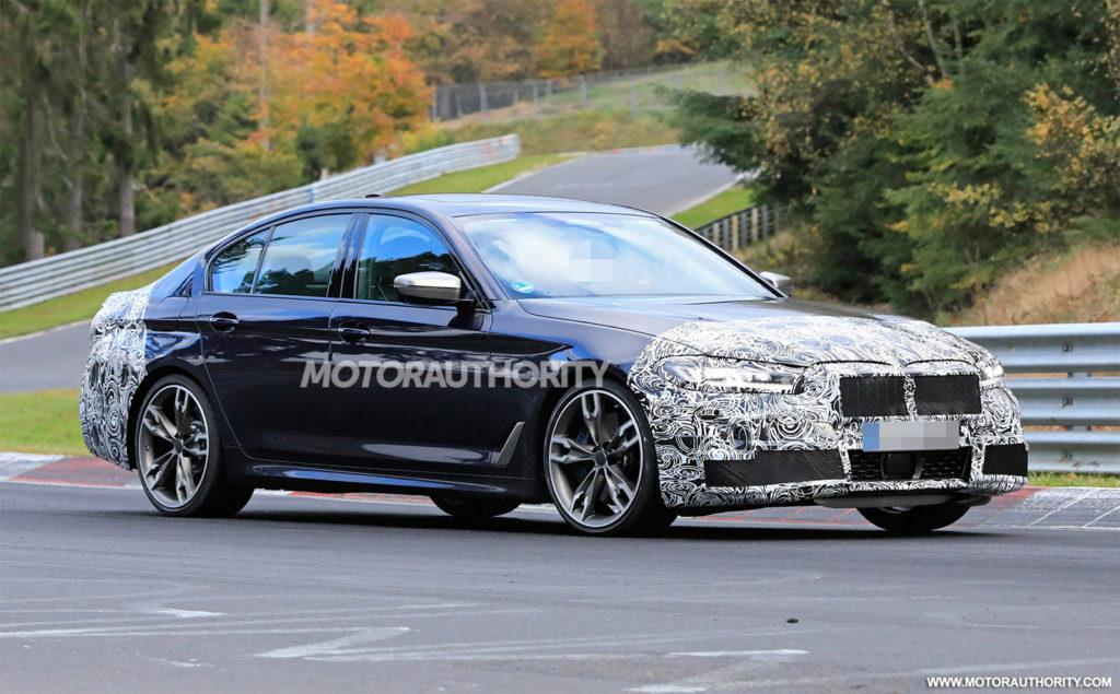 Nowe BMW serii 5 2020