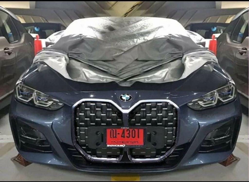 Nowe BMW serii 4 coupe 2020 | nowe samochody 2020