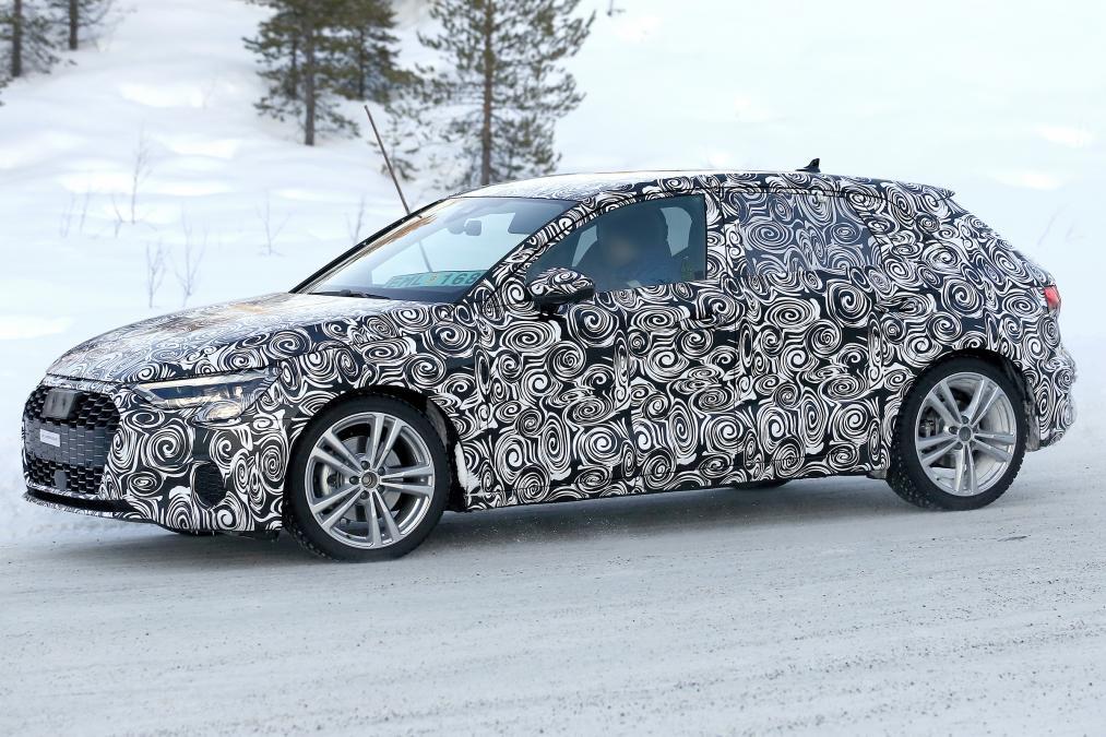 nowe Audi A3 2020 kalendarz premier samochodowych 2020