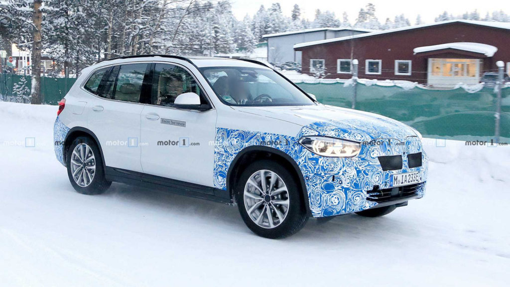 BMW ix3 2020 | premiery motoryzacyjne 2020 kalendarz