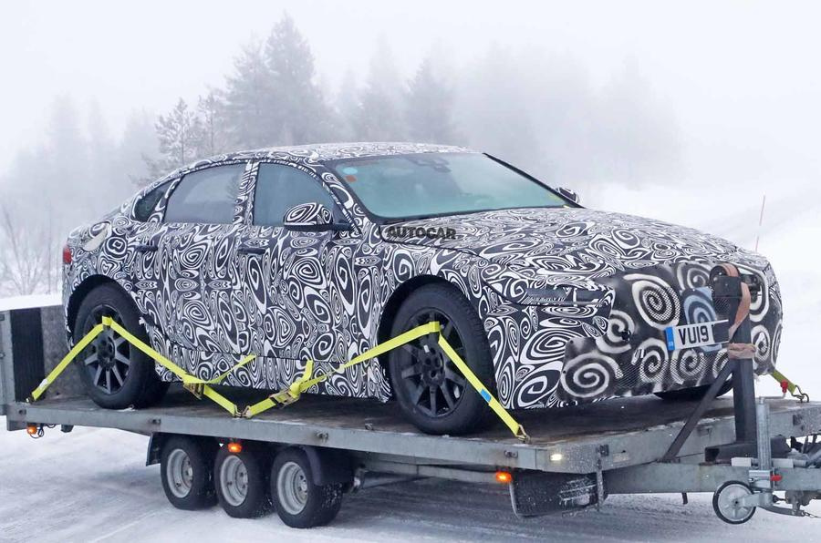 nowe samochody 2020 | Nowy Jaguar Xj 2020