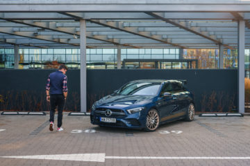 mercedes-amg a35 wideo opinia 1