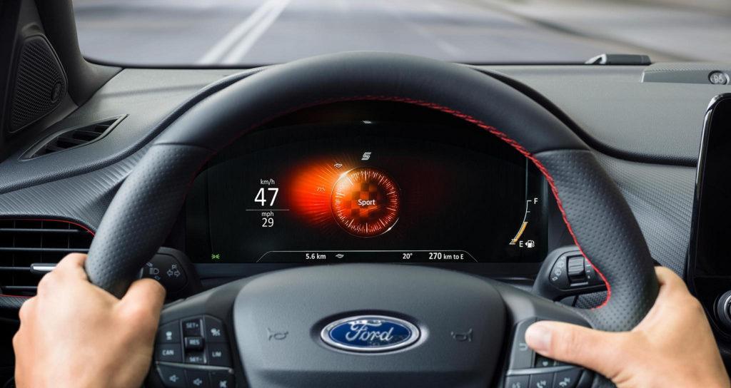 Ford puma test opinia bagaznik 1