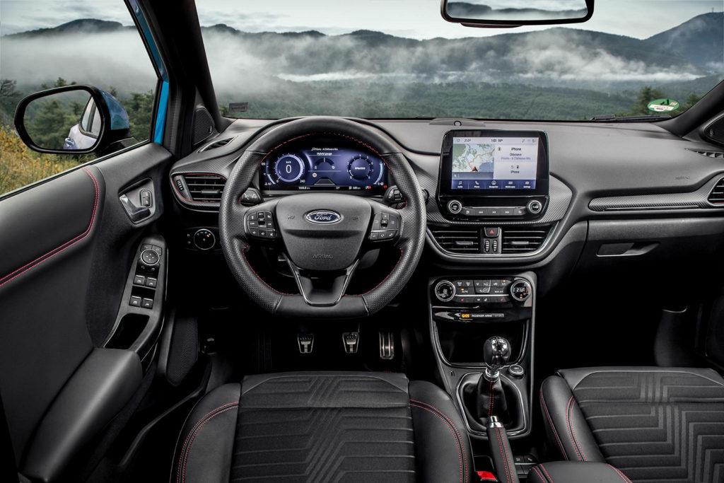 Ford puma test opinia bagaznik 24
