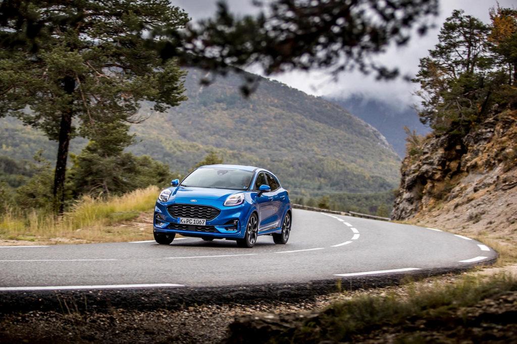 Ford puma test opinia bagaznik 5