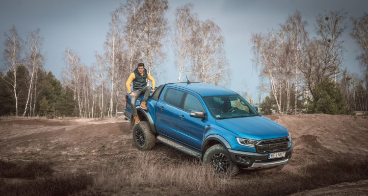ford ranger raptor test opinia 10