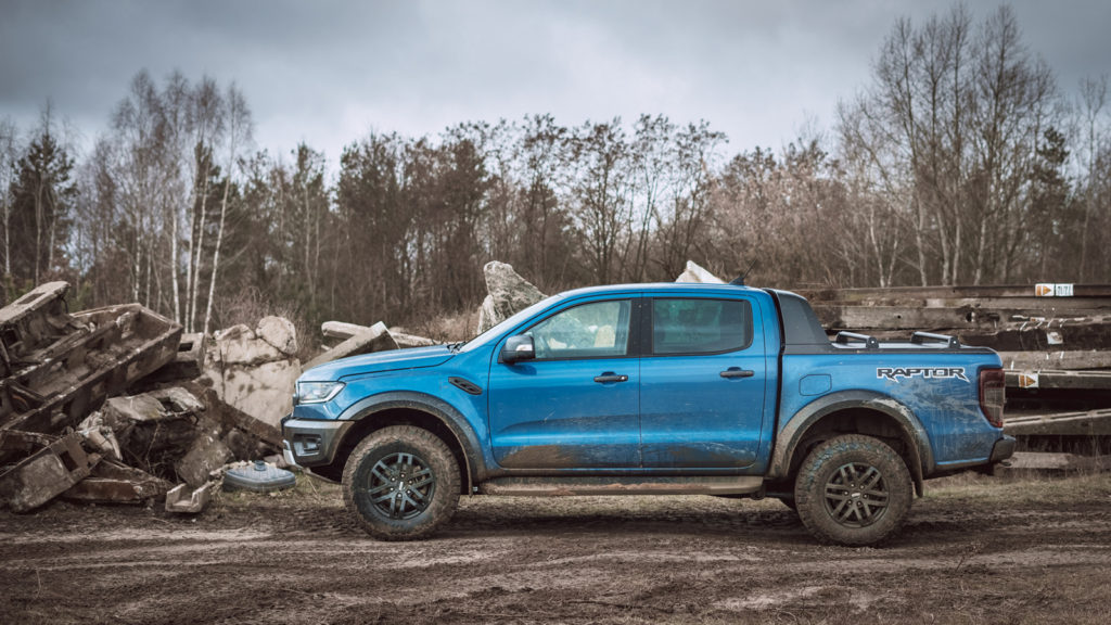 ford ranger raptor test opinia 29