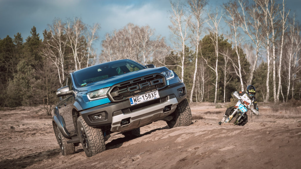 ford ranger raptor test opinia 6