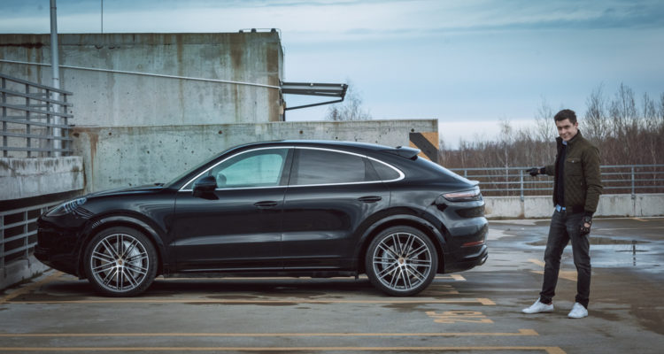 porsche cayenne coupe turbo test opinia spalanie 6