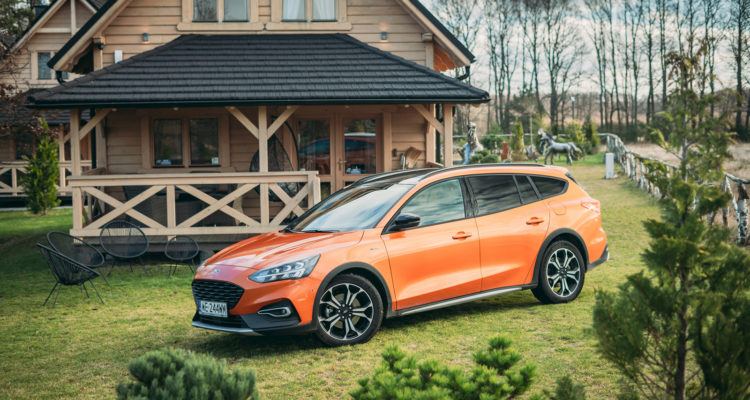Ford Focus Active test opinia 13