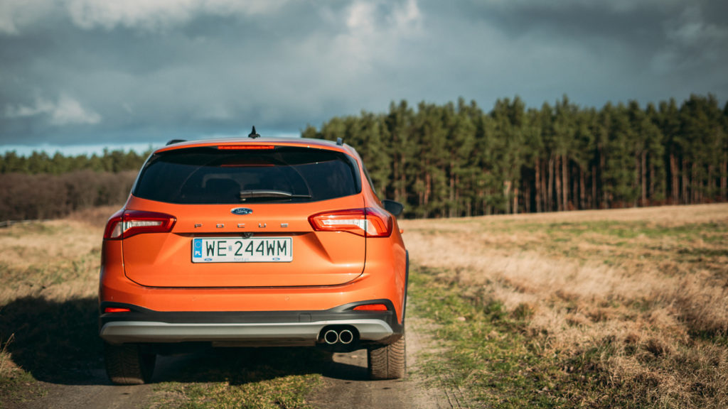Ford Focus Active test opinia 18