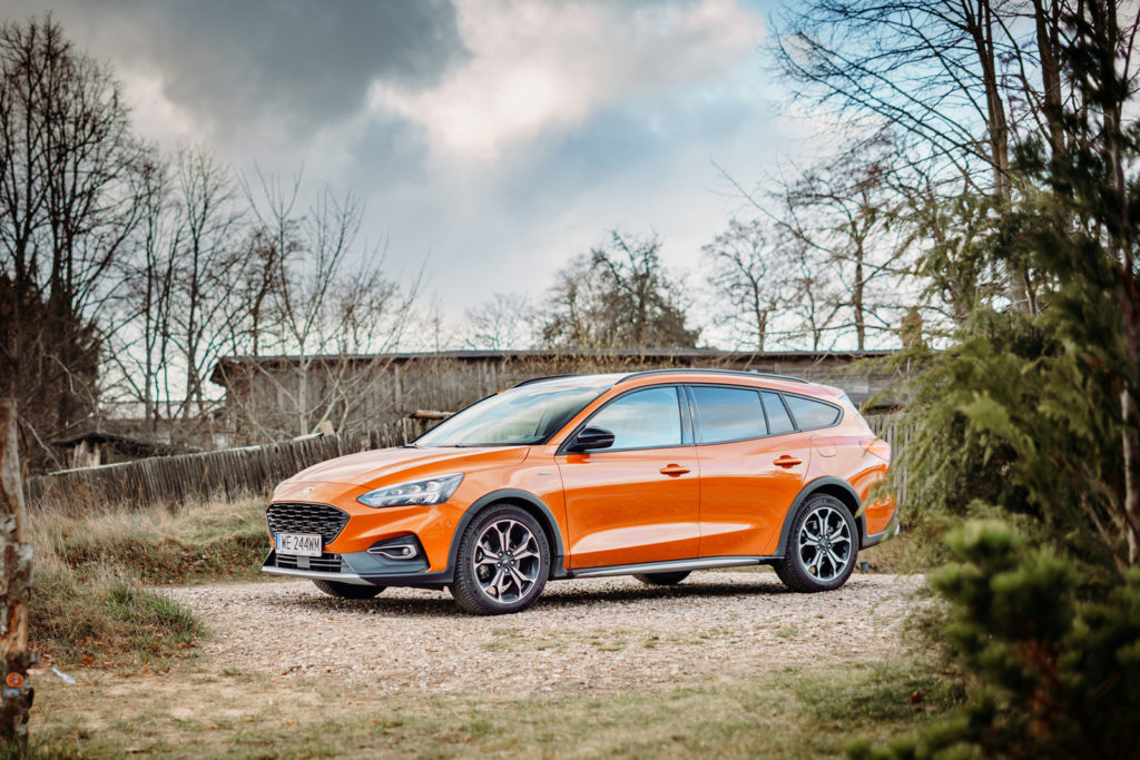 Ford Focus Active test opinia 19