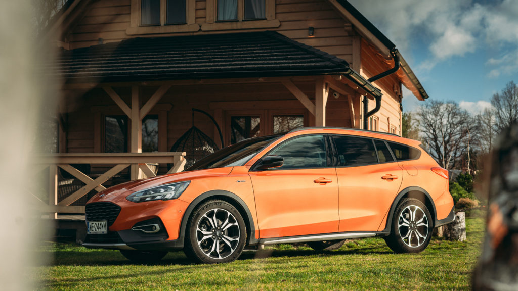 Ford Focus Active test opinia 29