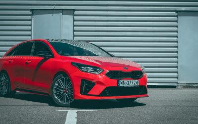 Kia Proceed GT test opinia 1