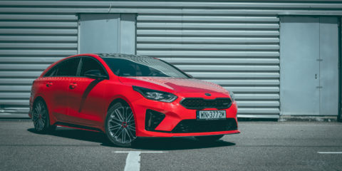 Kia Proceed GT test opinia 1