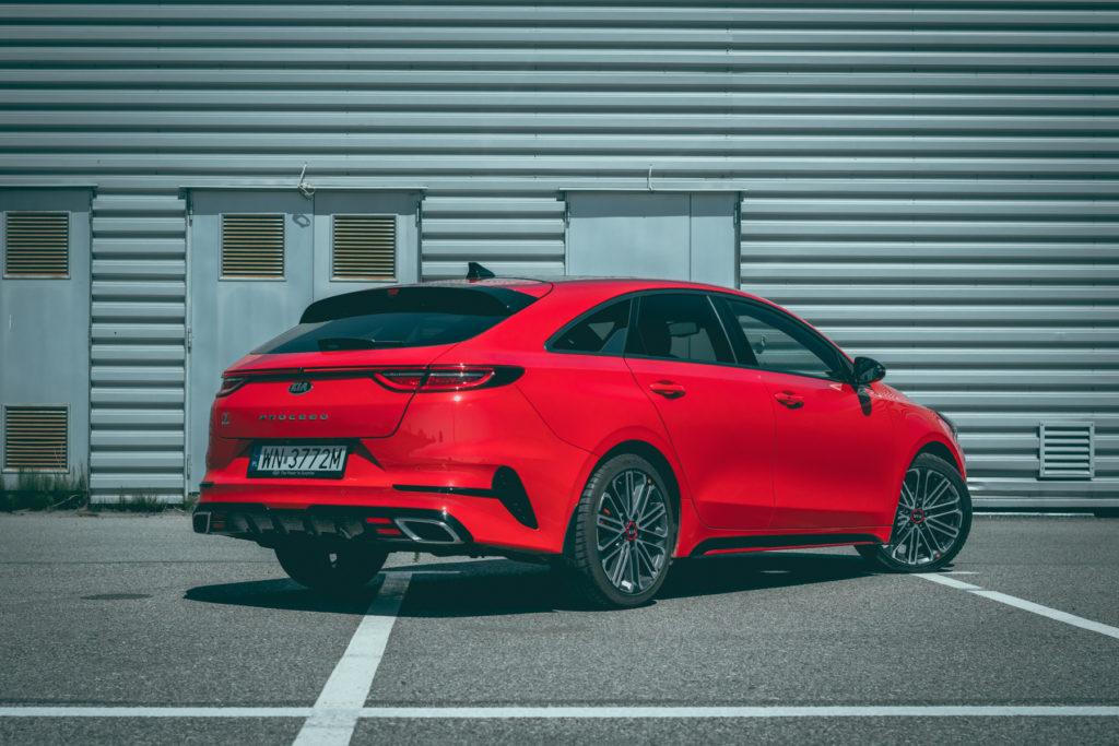 Kia Proceed GT test opinia 11