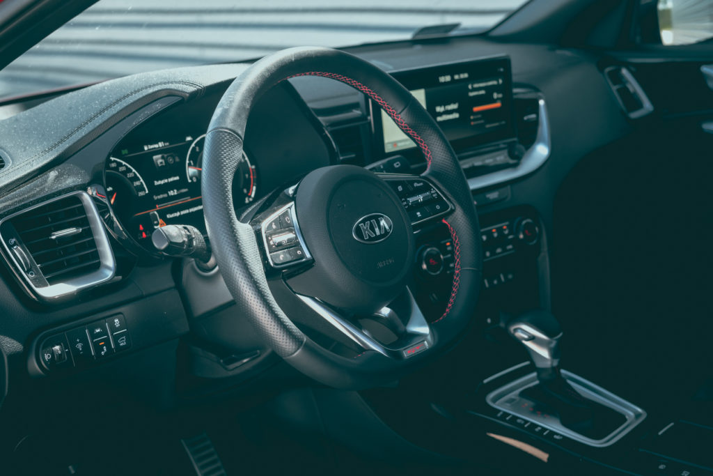 Kia Proceed GT test opinia 12