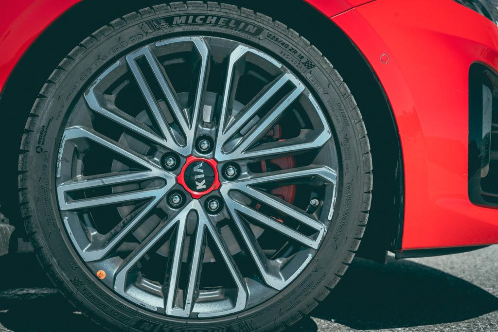 Kia Proceed GT test opinia 3