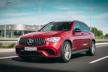 Mercedes-AMG GLC63S test opinia 1