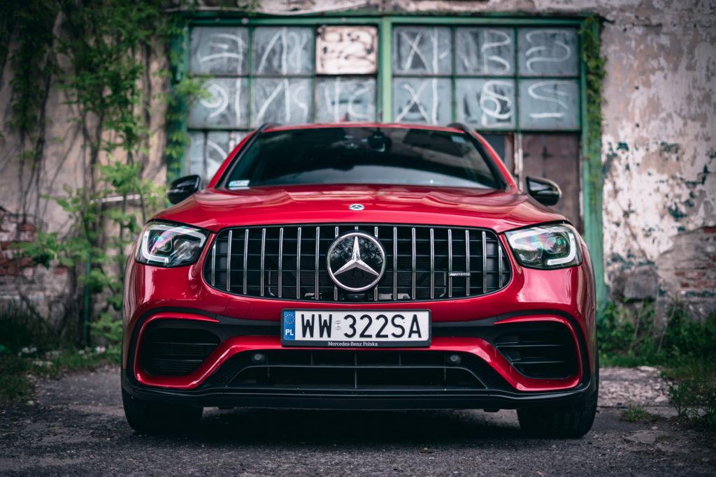 Mercedes-AMG GLC63S test opinia wideo 12