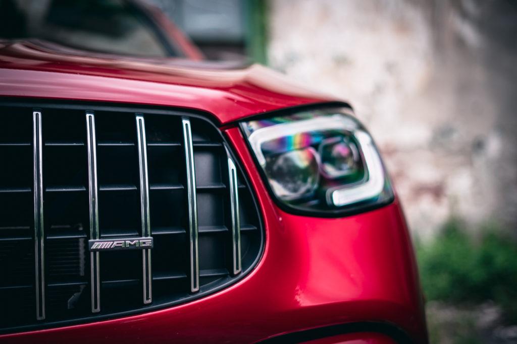 Mercedes-AMG GLC63S test opinia wideo 13