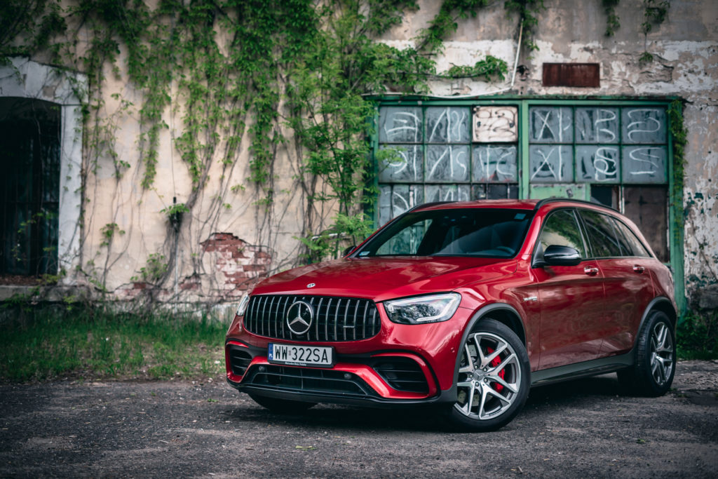 Mercedes-AMG GLC63S test opinia wideo 14