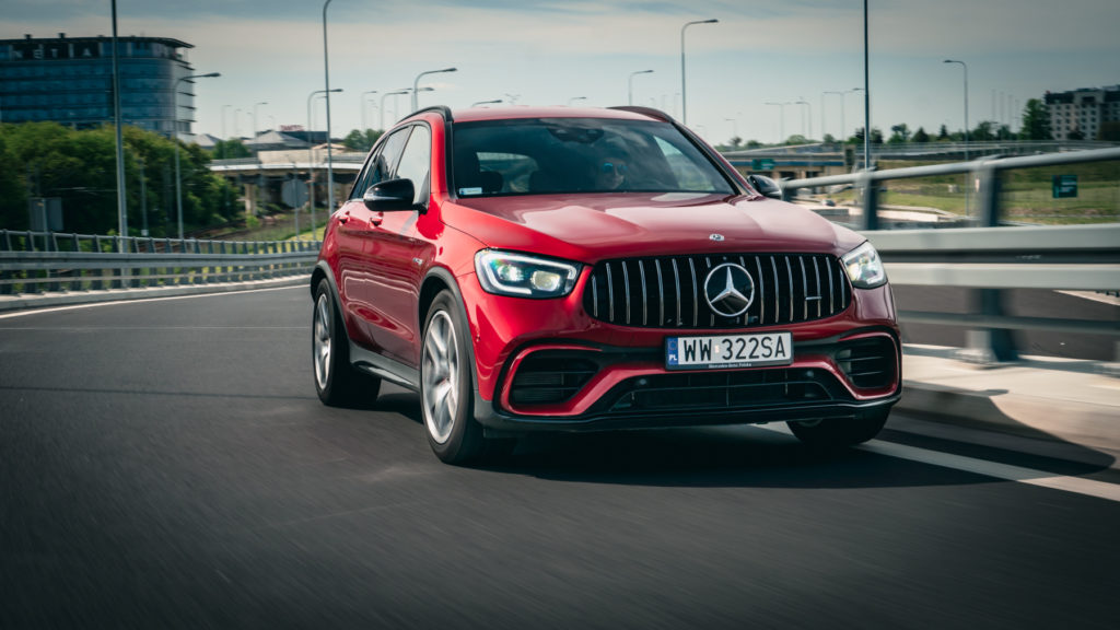 Mercedes-AMG GLC63S test opinia wideo 2