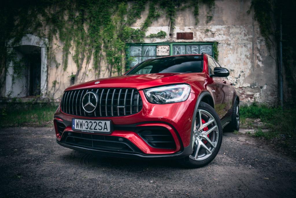 Mercedes-AMG GLC63S test opinia wideo 24