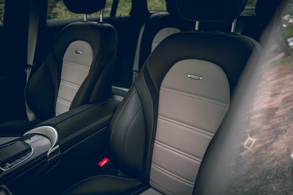 Mercedes-AMG GLC63S test opinia wideo 28