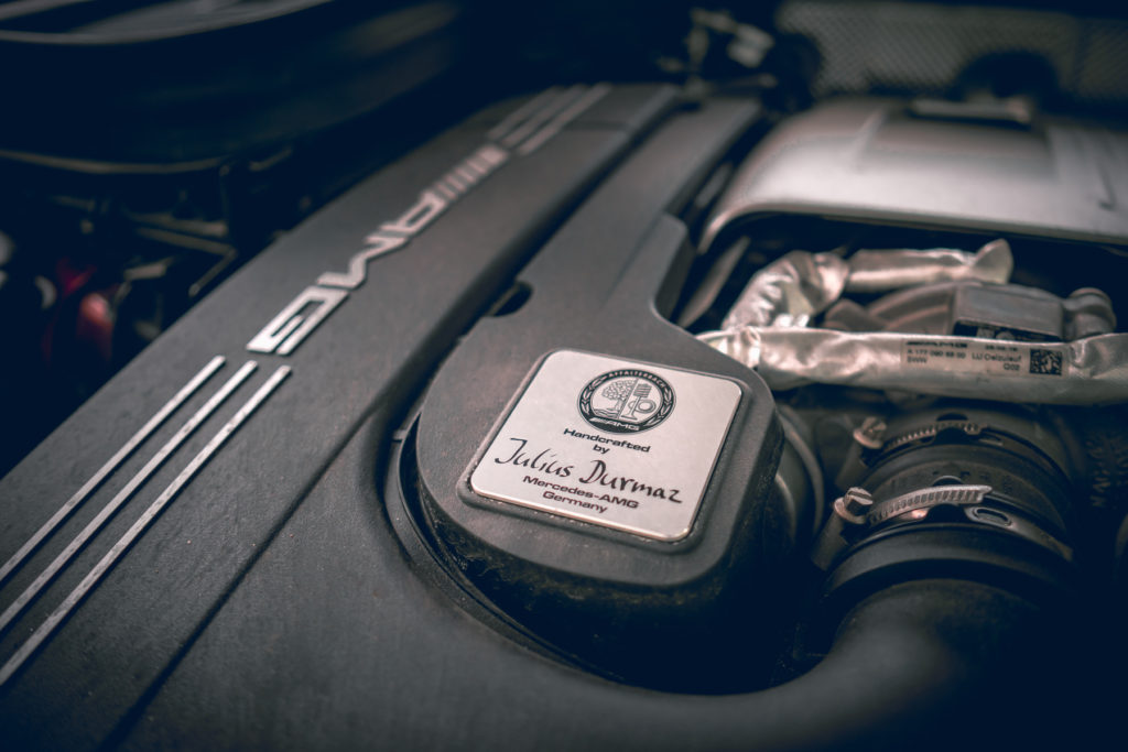 Mercedes-AMG GLC63S test opinia wideo 31