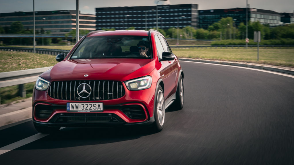 Mercedes-AMG GLC63S test opinia wideo 4