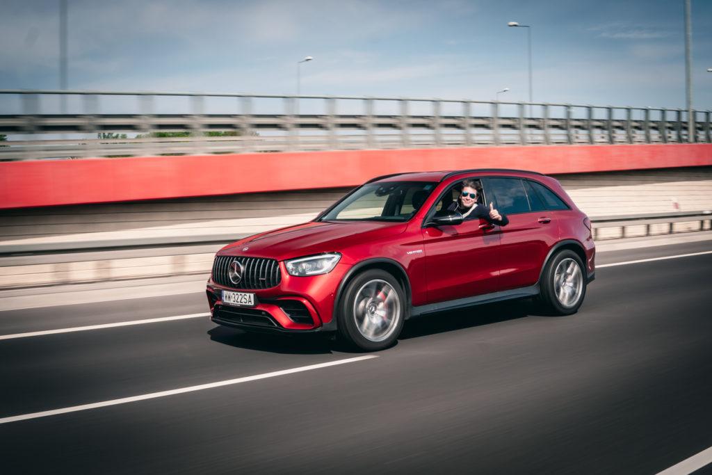 Mercedes-AMG GLC63S test opinia wideo 5