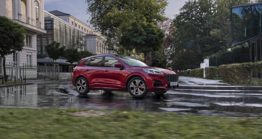Nowy Ford Kuga Plug-in Hybrid