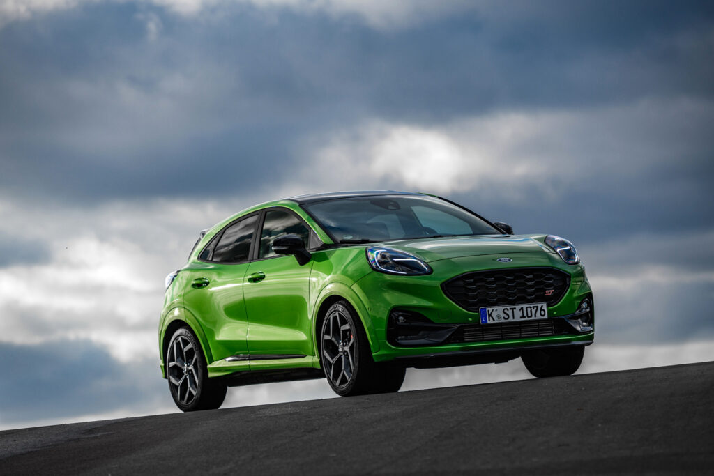 ford puma st test opinia ecoboost 118
