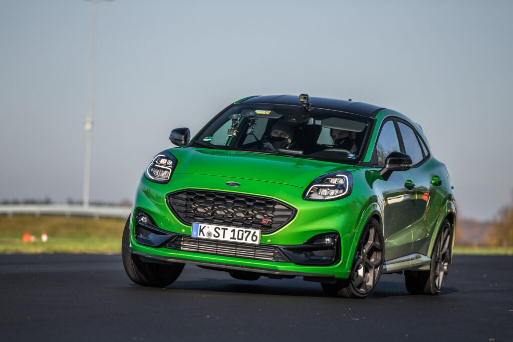 ford puma st test opinia ecoboost 41
