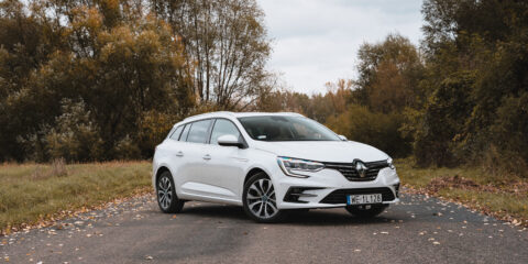 renault megane plug-in e-tech 160 test opinia 1