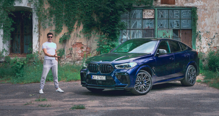 bmw x6m competition test opinia 1