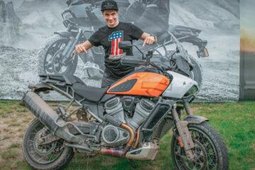Harley-Davidson Pan America - test opinia 1