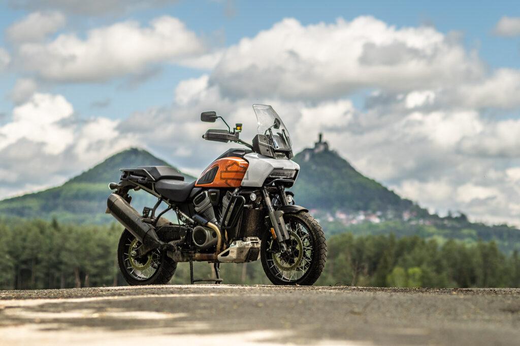Harley-Davidson Pan America - test opinia 121