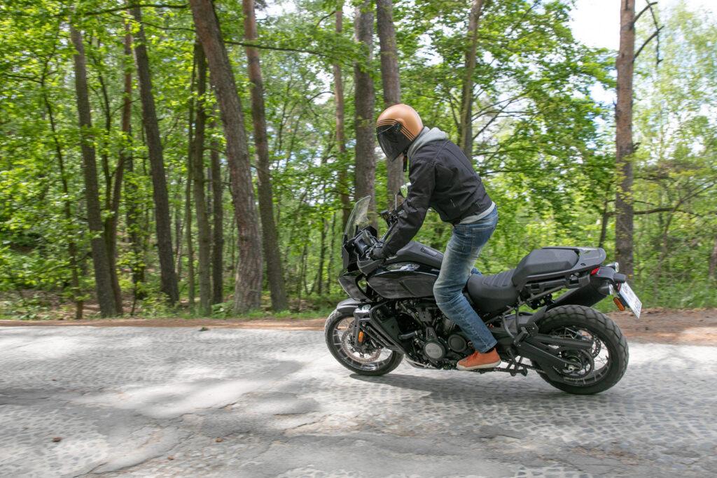 Harley-Davidson Pan America - test opinia 14