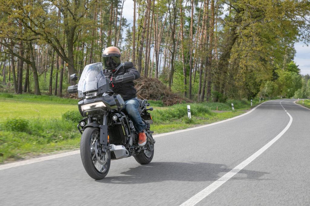 Harley-Davidson Pan America - test opinia 32
