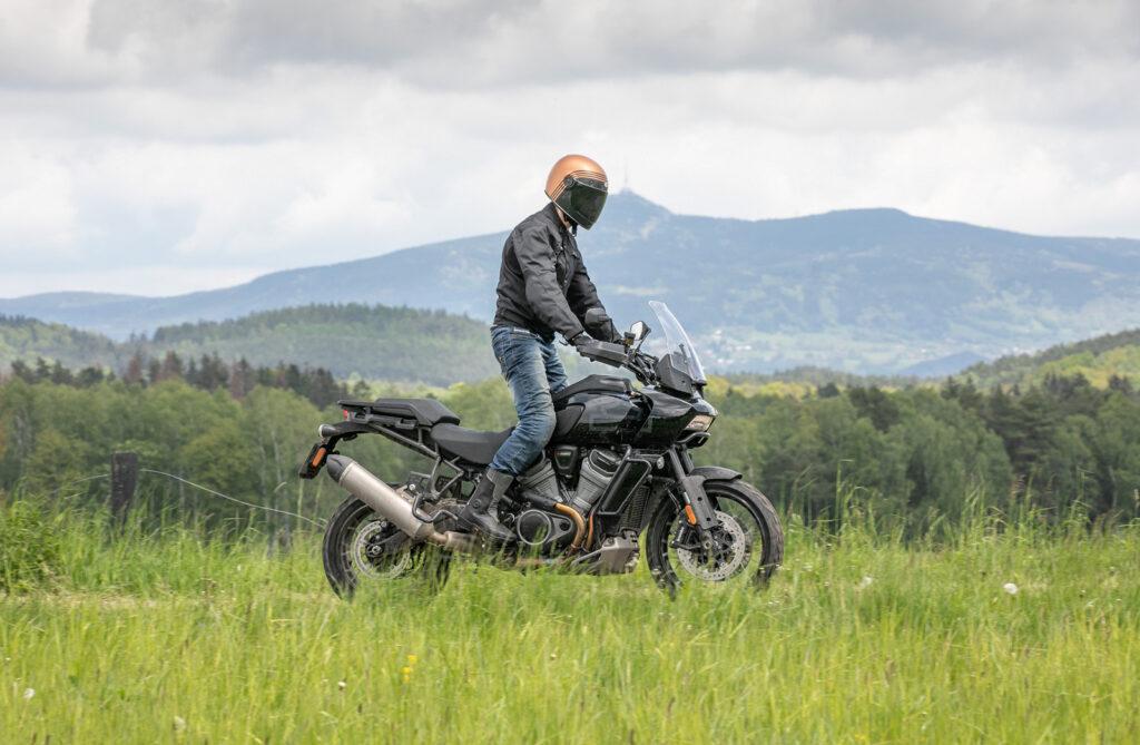 Harley-Davidson Pan America - test opinia 39