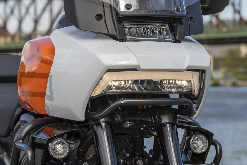 Harley-Davidson Pan America - test opinia 59