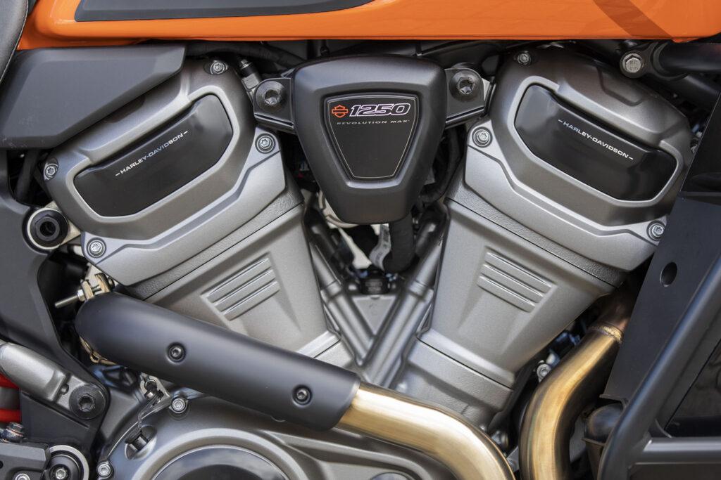 Harley-Davidson Pan America - test opinia 62