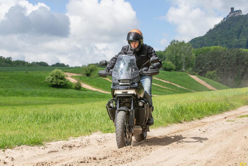 Harley-Davidson Pan America - test opinia 7
