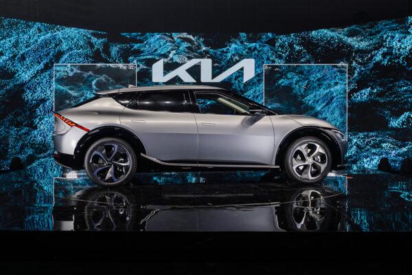 Kia EV6 wymiary zasieg cena opinia 17
